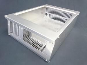IH加熱機筐体を製作