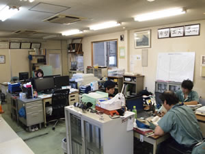 月産700アイテムを管理する、受発注システム