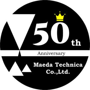 会社設立50周年を迎えました